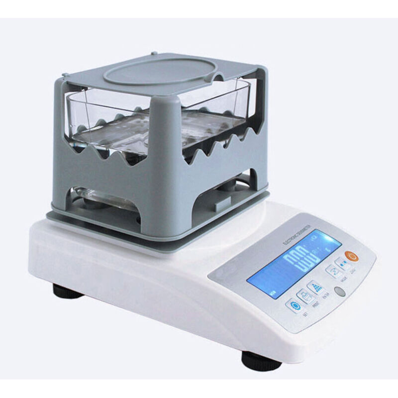 LCD Digital Densitometer Gravitometer Density Volume Gravity Meter 220V