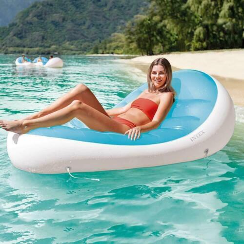 $ 12 ENVÍO RÁPIDO Y GRATISDESDE ESPAÑAFLOTADOR HINCHABLE INTEXTIPO TUMBONA DIVERSIÓN PARA PISCINA Y PLAYAMODELO: 58868Sofá hinchable individual recomendada para mayores de 14 años, óptima para la playa o la piscinaMedidas 124 x 193 cm, soporta 100 Kg de peso máximo y está fabricada en PVC resistente de 40 mm de grosorDiseño ergonómico, estructura acanalada y con una base gruesa más resistente aposibles pinchazosIncorpora 1 posavasos tamaño estándar e incluye 4 conectores de fácil uso para juntar con otras colchonetas hinchables IntexTiene 2 cámaras de aire para mayor seguridad e incluye 1 parche de reparación para pequeños poros o fugas DE EXCELENTE CALIDADCOMO PAGAR?¡Mira mis otros artículos!FORMA DE PAGO DEPOSITO O TRANSFERENCIABANCO UNICAJA¡No olvides incluirme en tu lista de favoritos!Para nosotros el trato con el cliente es muy importante. El sistema de votos en eBay representa lafiabilidad y garantías de un buen vendedor.Por este motivo, le rogamos que ante cualquier problema, contacte con nosotros para solucionarlode la mejor manera posible.NO ENVIAMOS A:CANARIAS, CEUTA, MELILLA.