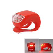 LED Bike Light Silicone Waterproof