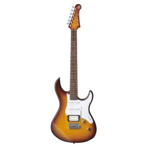 YAMAHA Electric Guitar PACIFICA PAC212VFM TBS Tobacco Brown Sounburst (tbs)