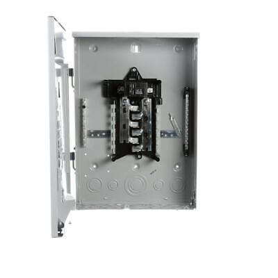 Murray Lw1224b1100 100 Amp 12-space 24-circuit Outdoor Main Breaker Load Center