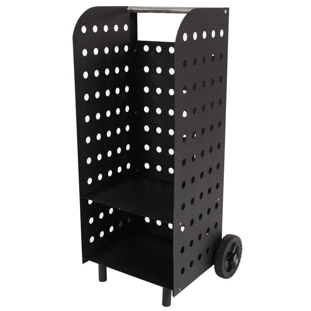 kaminholzwagen kaminholzkorb holzwagen holzkorb kaminkorb brennholzwagen neu eur 69 89. Black Bedroom Furniture Sets. Home Design Ideas