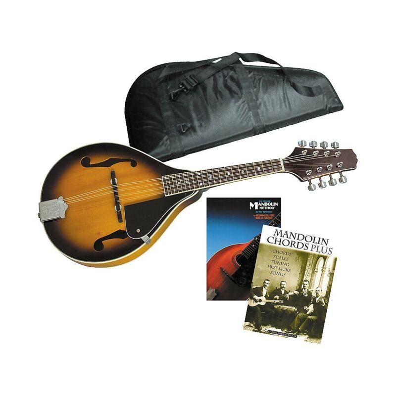Rogue Learn-the-Mandolin Package Sunburst