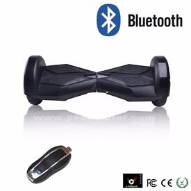Smart 2 Two Wheel Self Balance Balancing Electric Scooter Unicycle Board 8inch wheels & Speaker