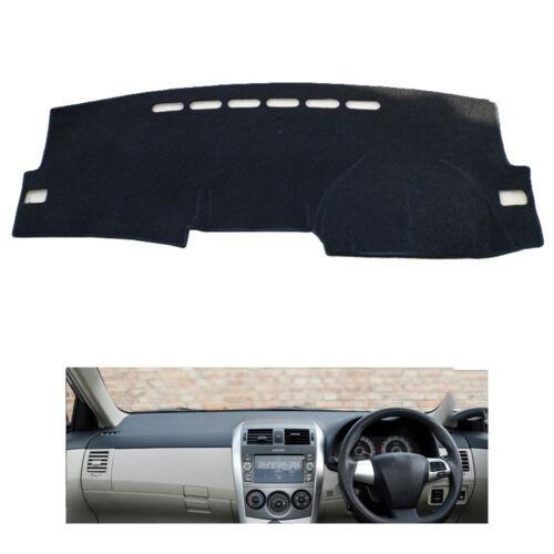 Grey Dashmat for TOYOTA Corolla AE82 1//1985-12//1992 Dash Mat DM93