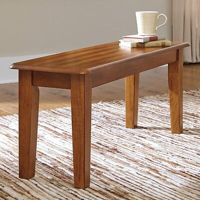 Bench For Dining Table Cottage Style Furniture Farmhouse Kitchen Nook Rustic