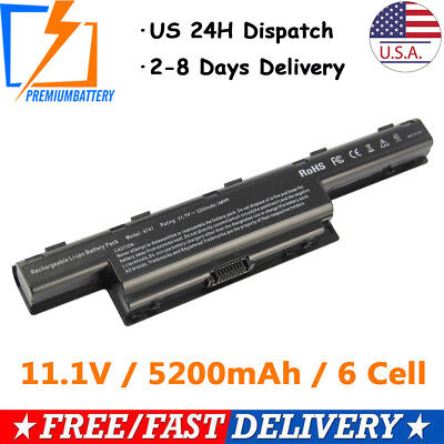 Battery for Acer Aspire 4739 4741 4743 4749 4750 4752 4755 4771 5250 5251 5253