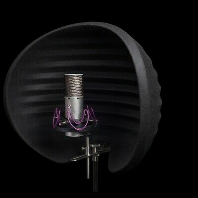 Aston Microphones Halo Shadow Shell Design Isolation Reflection Filter Black