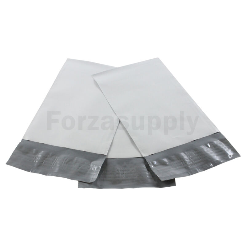 Poly Mailers 1.70MIL Shipping Envelope Plastic Mailing Bags Sealing Choose Size