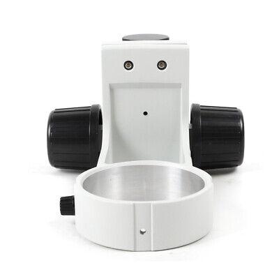 Stereo Microscope Coaxial Coarse Fine Focus Arm E Head Holder Arbor Stand 76mm