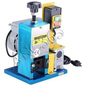 110V 180W Electric Wire Stripping Machine Metal Tool Cable Stripper Diameter 1.5-25mm 153033