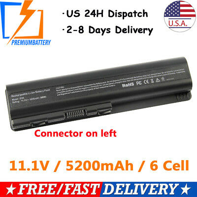 (Notebook Battery for HP/Compaq 484170-001 484170-002 HSTNN-UB72 KS524AA EV06 p)