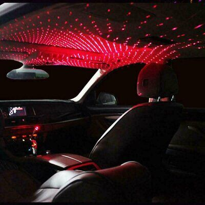 Plug and Play – Car and Home Ceiling Romantic USB Night Light Party Xmas US SELL Home & Garden