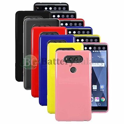 HOT! LOT Slim Protector Candy Glossy Phone Case Cover Skin f