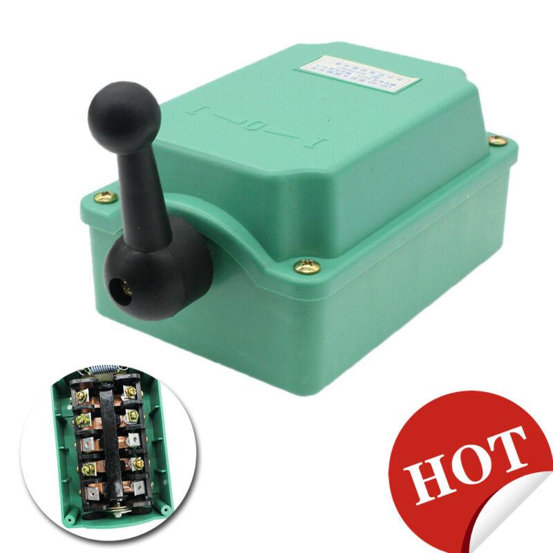 60A Drum Switch Forward/Off/Reverse Motor Control RainProof Reversing Well Made