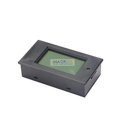 Ac 80--260v Lcd Digital 20a Volt Amp Watt Power Meter Ammeter Voltmeter Monitor