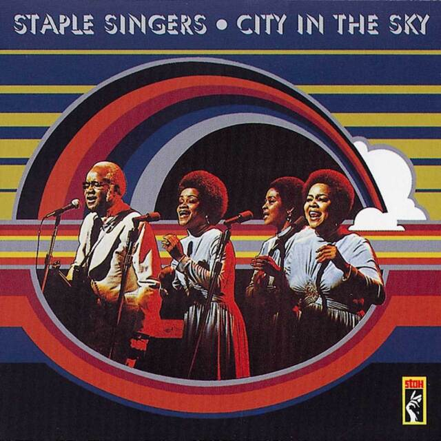 The Staple Singers - City In The Sky (CDSXE 127)