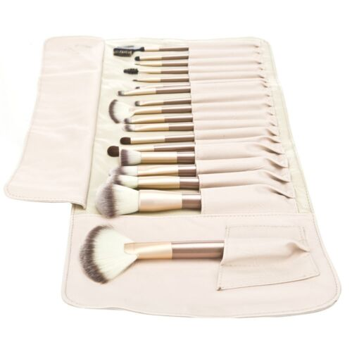 12pcs pinsel set professionelle make up brush mit kosmetik. Black Bedroom Furniture Sets. Home Design Ideas