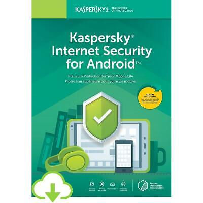 Kaspersky internet security 2020 For ANDROID 1 Device 1 year Global | New for sale  Shipping to Nigeria