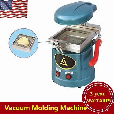 Dental Lab Vacuum Forming Heat Molding Machine Material Former Thermoforming Us