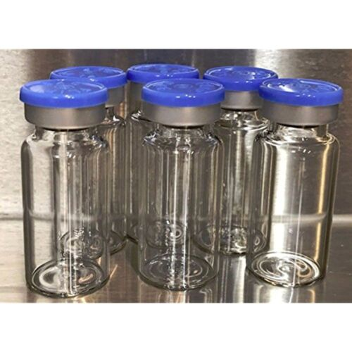 10ml Sterile Clear Vials 10 Pack