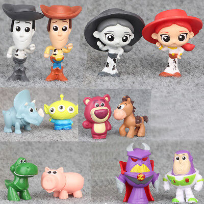 Toy Story Cakes (Toy Story12 PCS Action Figure Cake Topper Kid Gift Toy  Woody Buzz Lighter)