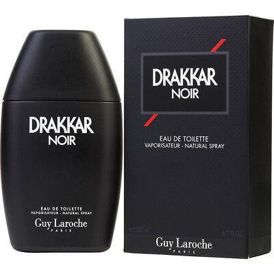 Drakkar Noir By Guy Laroche 6 7 Oz   6 8 Oz Cologne New In Box
