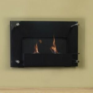 BRAND NEW Paramount Wall Mount GEL Fireplace