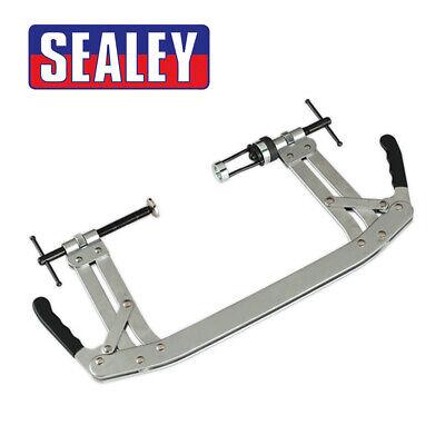 Sealey VS154 Multi-Valve Valve Spring Compressor Tool Engine Accessory
