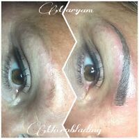 Feathering eyebrows ($279 only by end of December)