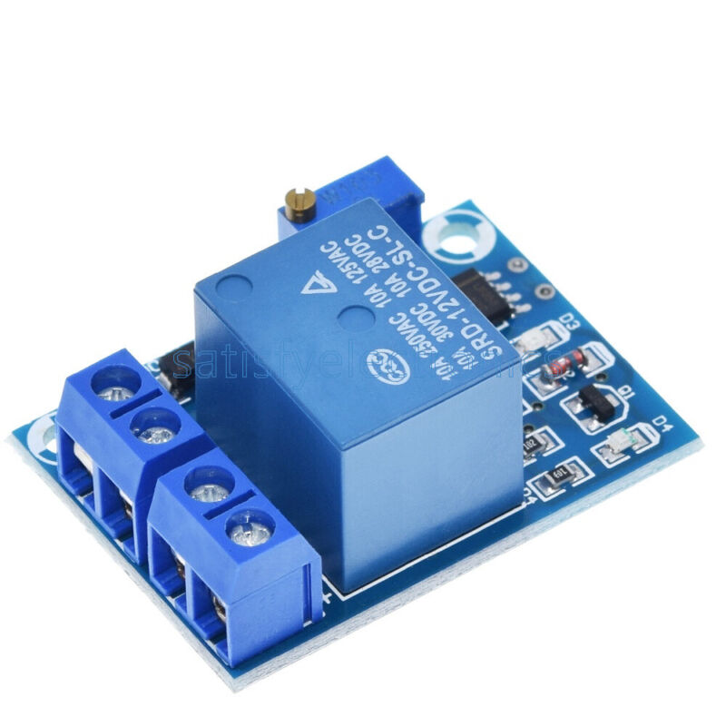 DC 12v Battery Low Voltage Automatic Cut off Switch Controller Protect Module