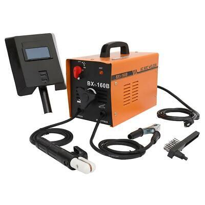 Bx1-160b Welder Household Electric Welding Machine 110v 8 Kva 60-160 Amp Yellow