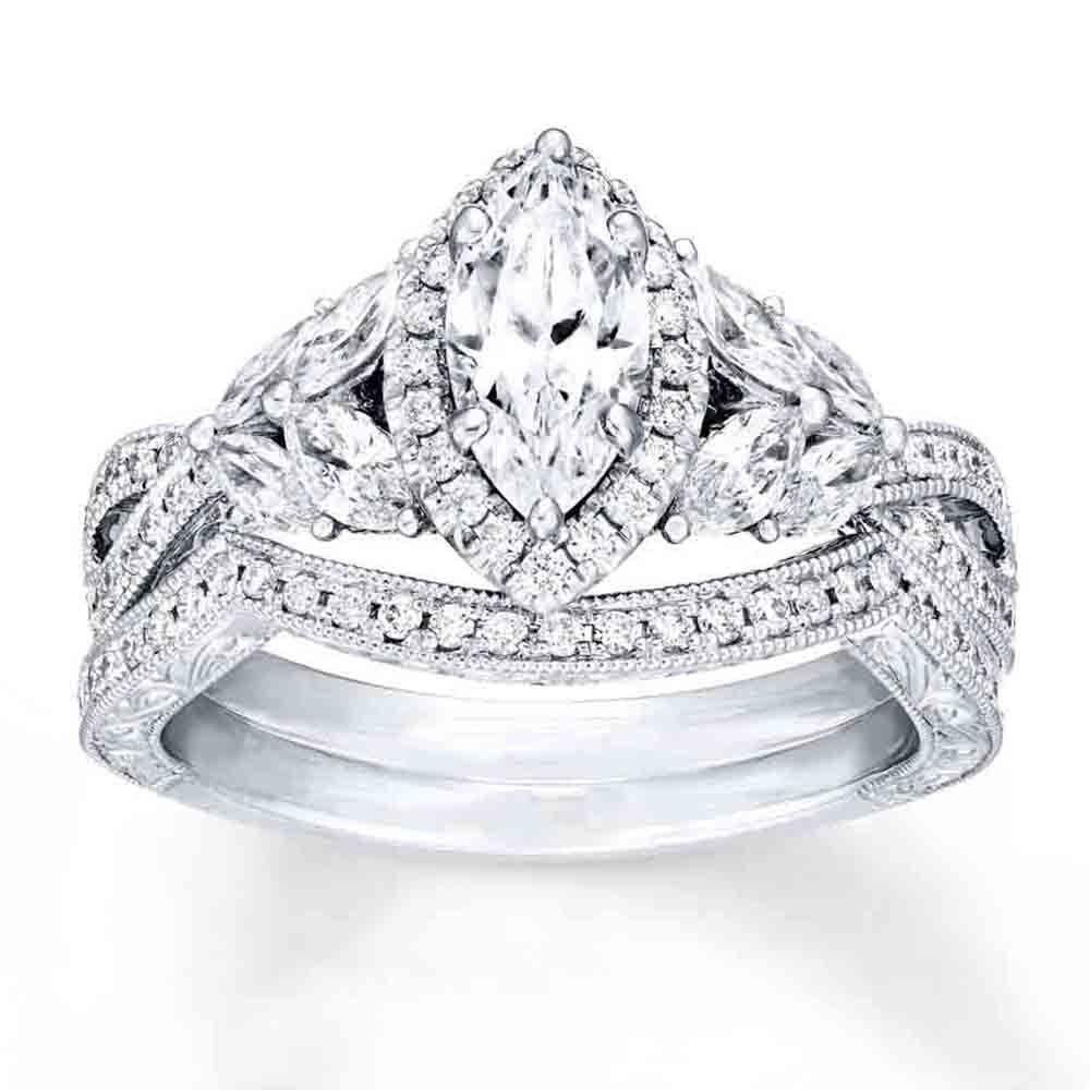 CZ Engagement Ring /& Wedding Band Bridal Set  .925 Sterling Silver Sizes 5-10
