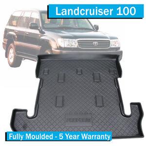 To fit toyota landcruiser 100 series 1998 2007 boot for 100 series land cruiser floor mats