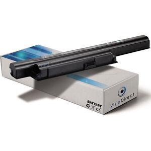 Batteria 11.1V 6600mah per portatile SONY Vaio VPC-EB1S - Italia - L'oggetto può essere restituito - Italia