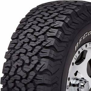 285 65 18 BFGoodrich KO2 285 65 R18 Used Tyres Land Cruiser 200 Ferntree Gully Knox Area Preview