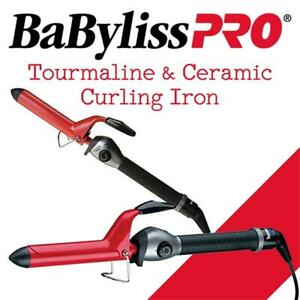 NEW BaBylissPRO Tourmaline  Ceramic Curling Iron Condtion: New, 1 (25 mm)