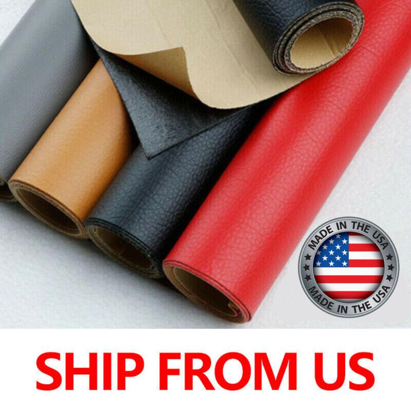 Leather Repair Tape Self-Adhesive Patch for Handbags Furniture Sofa Car Seats US