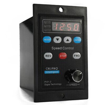 Digital Motor Speed Controller Motor Governor Soft Start Tools 220v Ac 400w M6q9