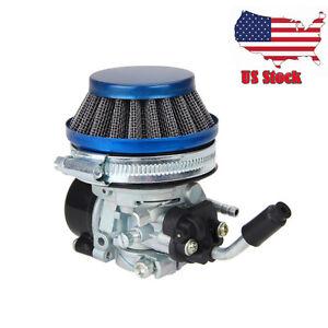 49cc 60cc 66cc 80cc Carburetor 2 Stroke Engine Motorized Bicycle Bike Carb Parts