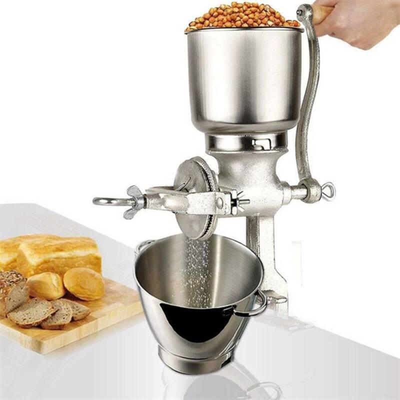 Haushalt Handmühle Getreidemühle Mohnmühle Schrotmühle  Kaffeemühle Nussmühle
