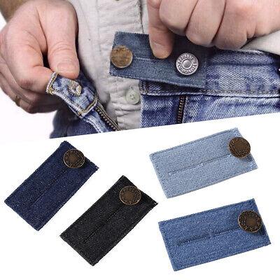 Jeans Waistband Extender Denim Pants Jean Waist Expander For Women Men