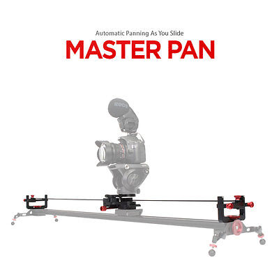 "Konova Master Pan auto panning 60cm(23.6"") Compatible Motorized Timelapse Camera"