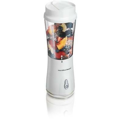 Hamilton Beach Single Serve Blender, White