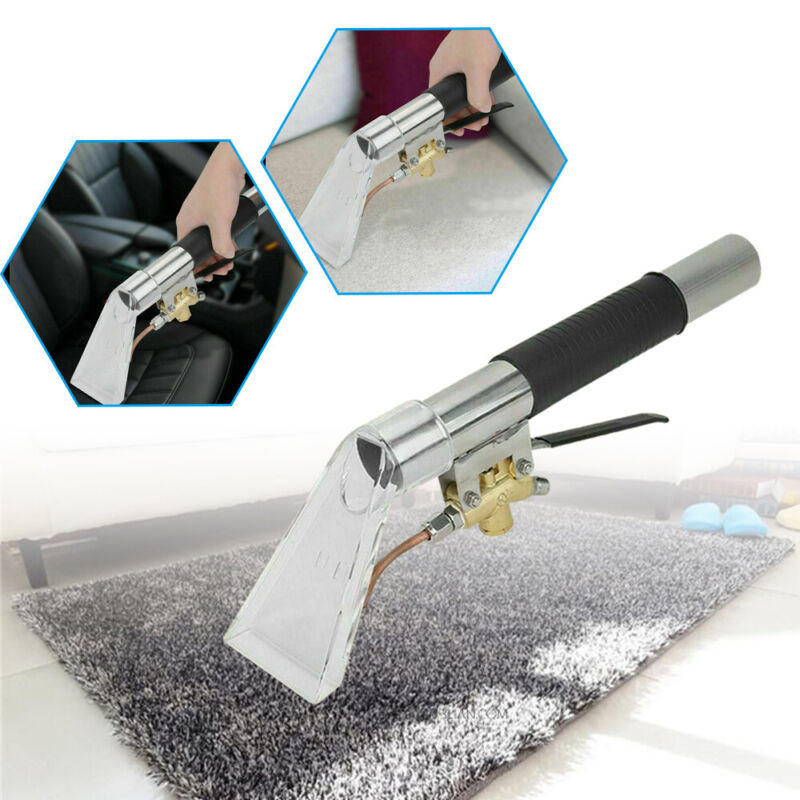 High Pressure Steam Carpet Cleaning Furniture Extractor Vehicle Detail Wand Hand