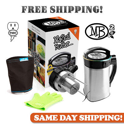 Magical Butter 2 Machine MB2 Botanical Extractor and Herbal Infuser