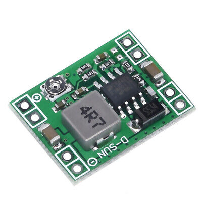 5pcs Ultra-small Size Dc-dc Step Down Power Supply Module 3a For Arduino