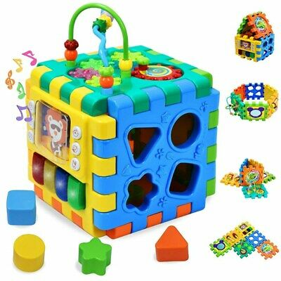 Smart Toys Activity Cube  for Toddler & Babies Early Development Toy for -