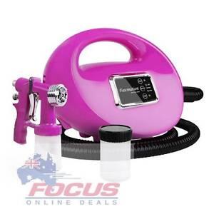 HVLP Spray Tan Machine 700W Pink or Black North Melbourne Melbourne City Preview