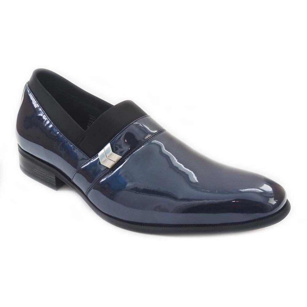 Chaussures de ville bleues pour homme   eBay